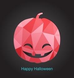 Holidays happy halloween vector