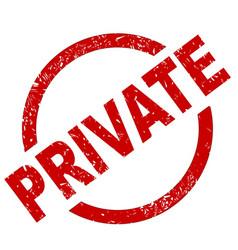Private vector