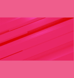 abstract pink striped background vector image