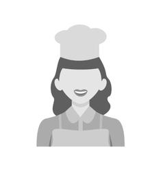 Chef Female vector