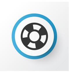 Lifebuoy icon symbol premium quality isolated vector