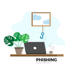 Phishing vector