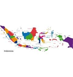 Republic indonesia vector