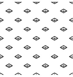 Square tap gas pattern seamless vector