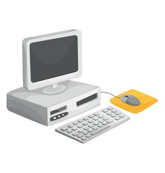 Computer vector image