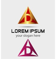 Corporate Logo E Letter company design vector