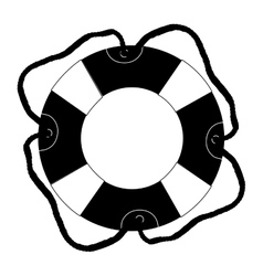 Life preserver icon image vector