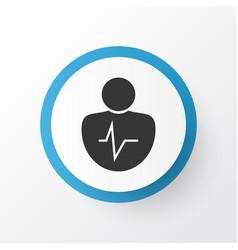 Personality traits icon symbol premium quality vector