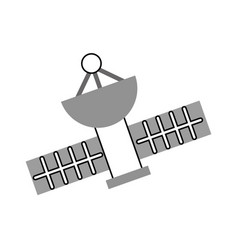 Satellite universe antenna vector