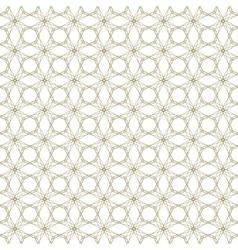 Seamless guilloche ornament vector