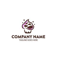 bakery logo-12 vector image vector image