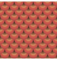 Cones pattern vector image