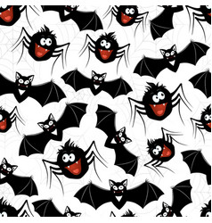 hallowing objects vector image vector image