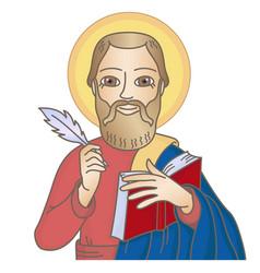 Matthew apostle vector