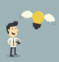 play idea vector image