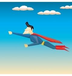 Super hero vector