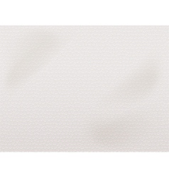White leather texture vector