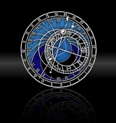 Orloj vector image