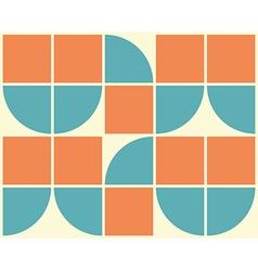 Retro tiles vector