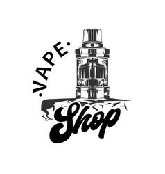 Vape vape shop vaping vector