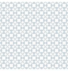 Pale geometric seamless pattern vector