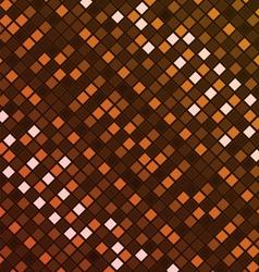 Orange digital texture vector image