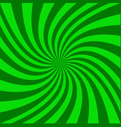 abstract spiral design background vector image