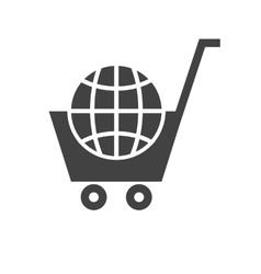 Global Shopping vector