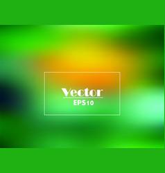 Gradient light green-yellow water backgroun vector
