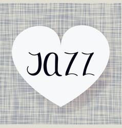 Jazz dance vector