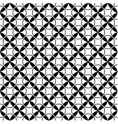 seamless pattern texture with bobbines mesh vector image