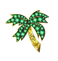 Gem Palm vector image