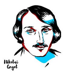 Nikolai gogol vector