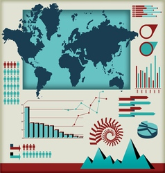 infographic elements 11 13 vector image