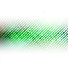 lines abstract on green background vector image