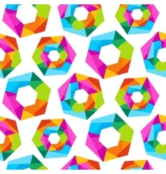 Geometric Abstract Seamless vector image