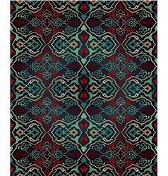 artistic ottoman seamless pattern series vector image