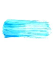 blue watercolor texture vector image vector image