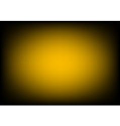 Yellow Gold Black Rectangle Gradient Background vector image