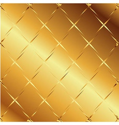 Gold Material Texture Pattern Background vector image vector image