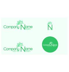 Company logo vector