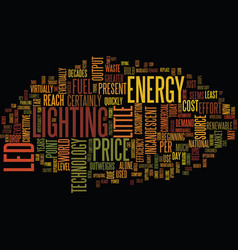 The energy waste dilemma text background word vector