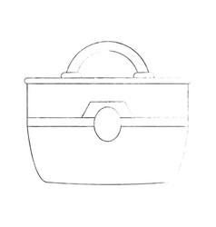 fashion woman bag vector image