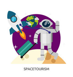 Space spacetourism image vector