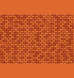 brick wall texture background wallpaper with vector image