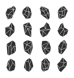 Geometric crystals set vector