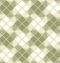 Geometric neutral background elegant squared vector