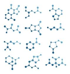 Set of molecules vector
