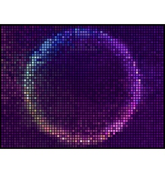 Abstract Bright Sparkle Background vector image