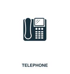 devicestelephone icon line style icon design ui vector image